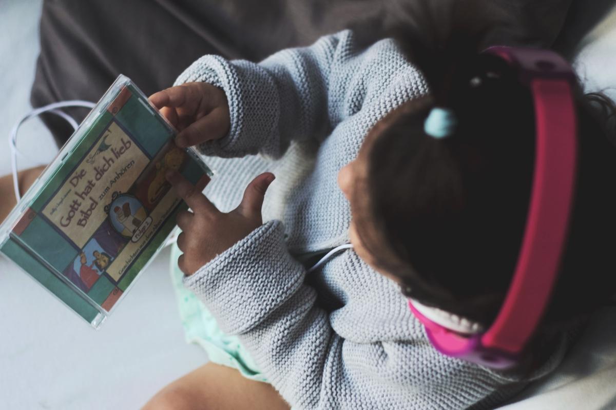 Die allerbeste Kinderbibel + Hörbuch Verlosung