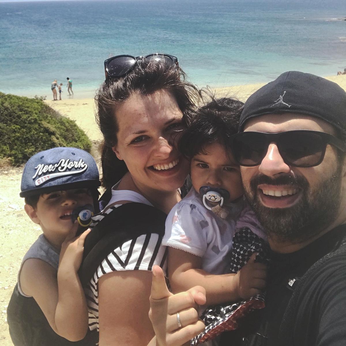 Erholung im Sommerurlaub trotz Kleinkinder